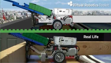 Simulate FIRST LEGO League & WRO | Virtual Robotics Toolkit